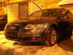 MoscowDriver 2007 Audi A6