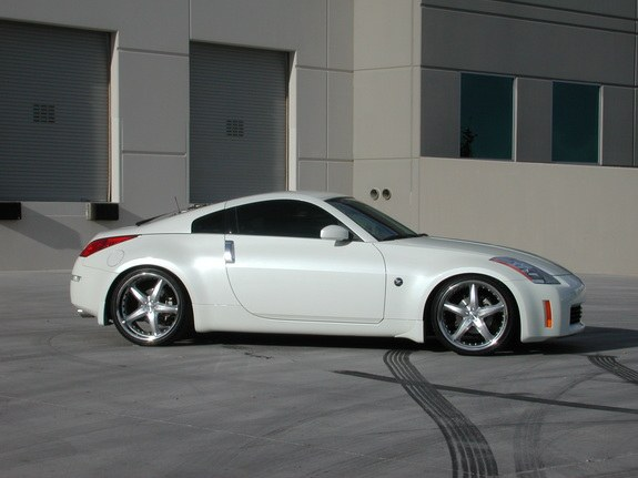 TheCustomShop 2006 Nissan 350Z Specs, Photos, Modification ...