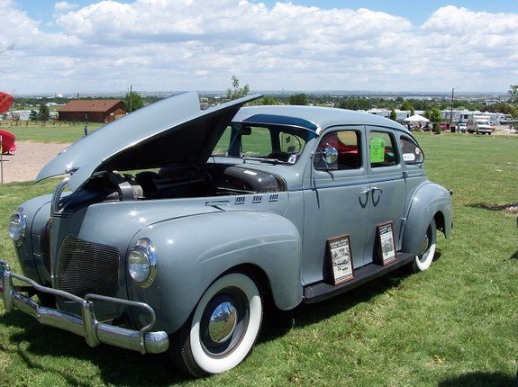 Another Mopower79 1940 DeSoto Custom post... - 9559260
