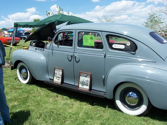 Another Mopower79 1940 DeSoto Custom post... - 9559262