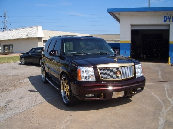 Another DreamRydez 2002 Cadillac Escalade post... - 9560257