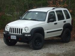 Beach-Jeeps 2002 Jeep Liberty