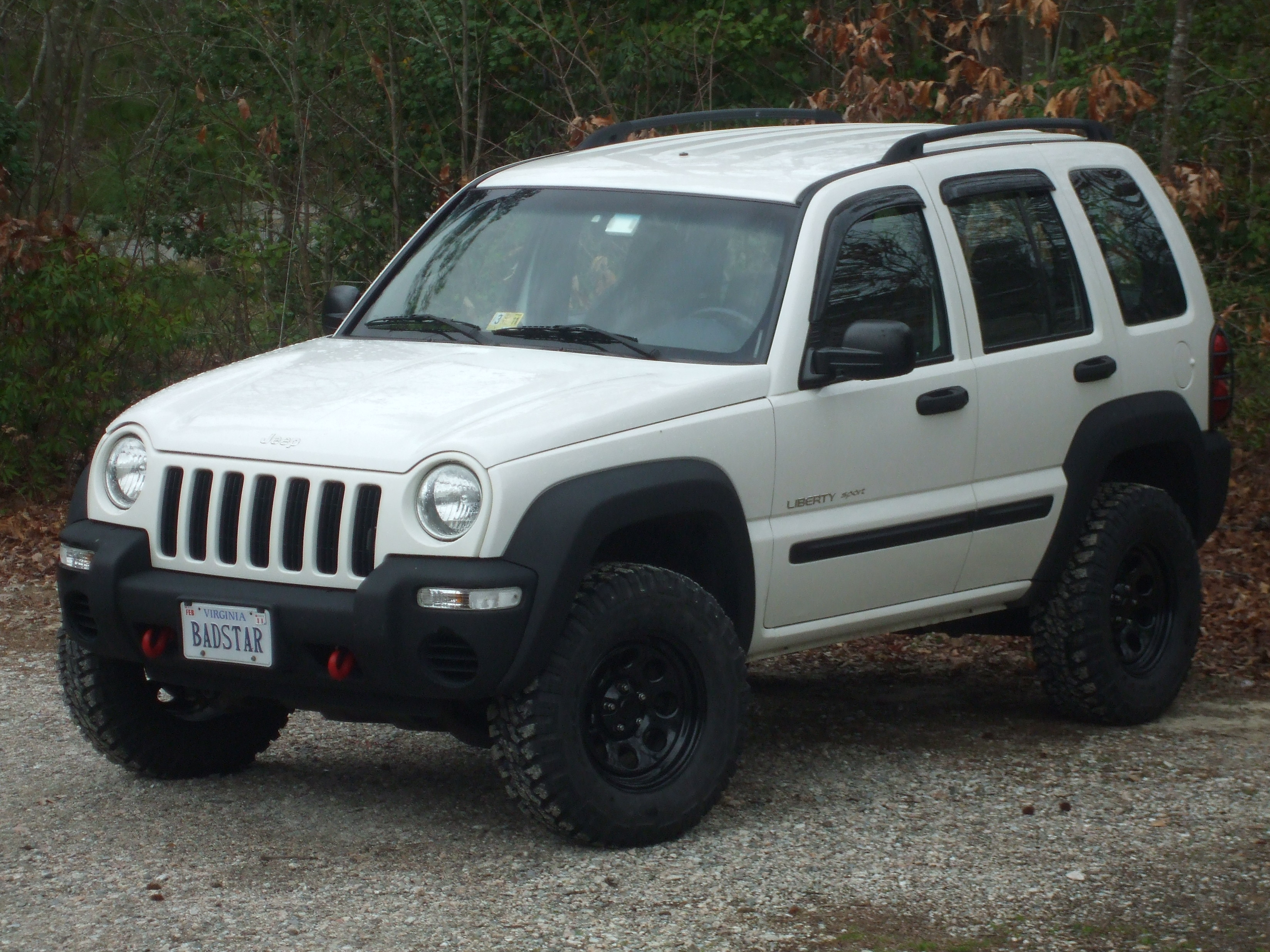 BeachJeep 2002 Jeep LibertySport Utility 4D Specs Photos