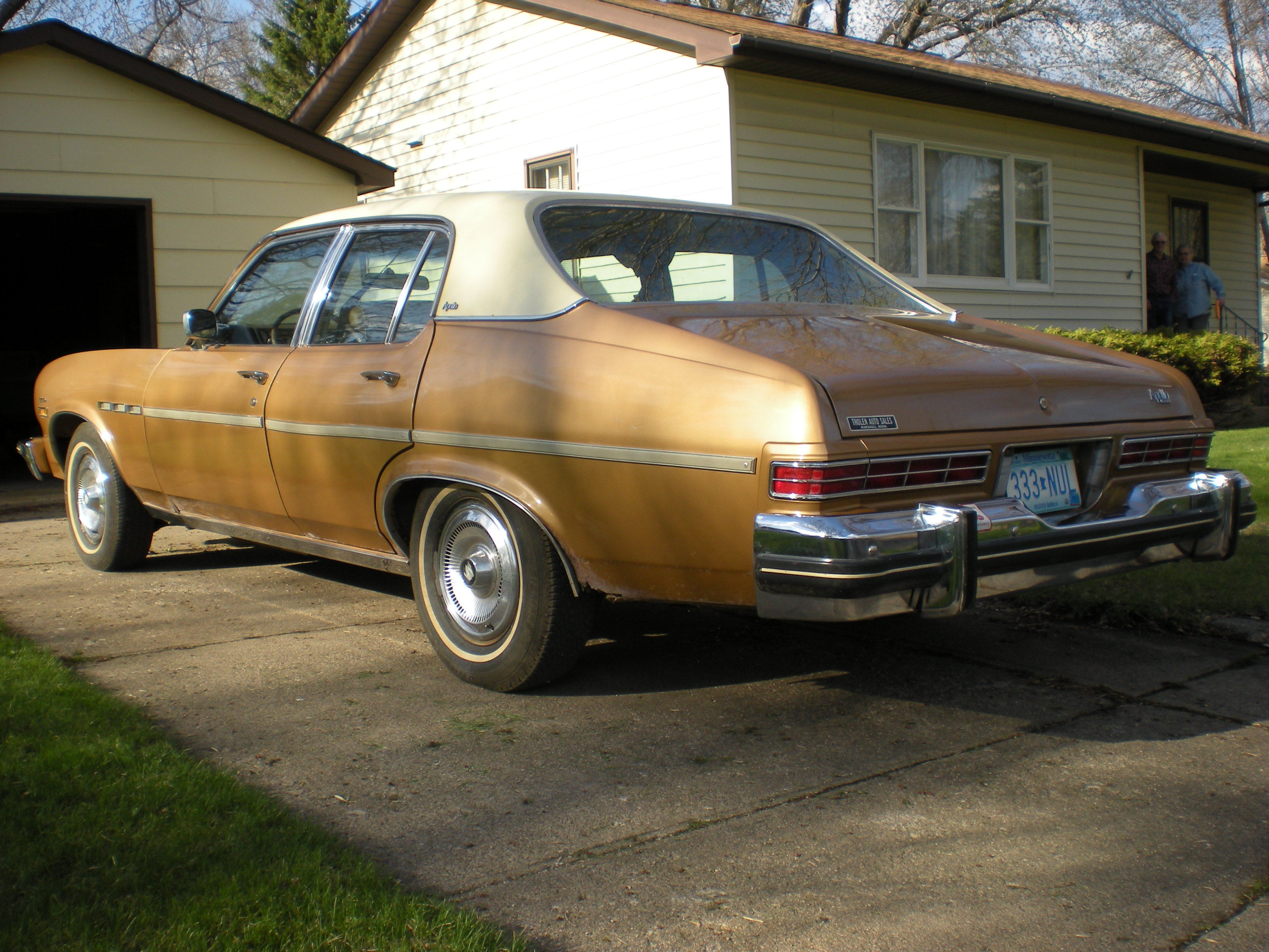 Another Moonripples 1974 Buick Apollo post... - 13603398
