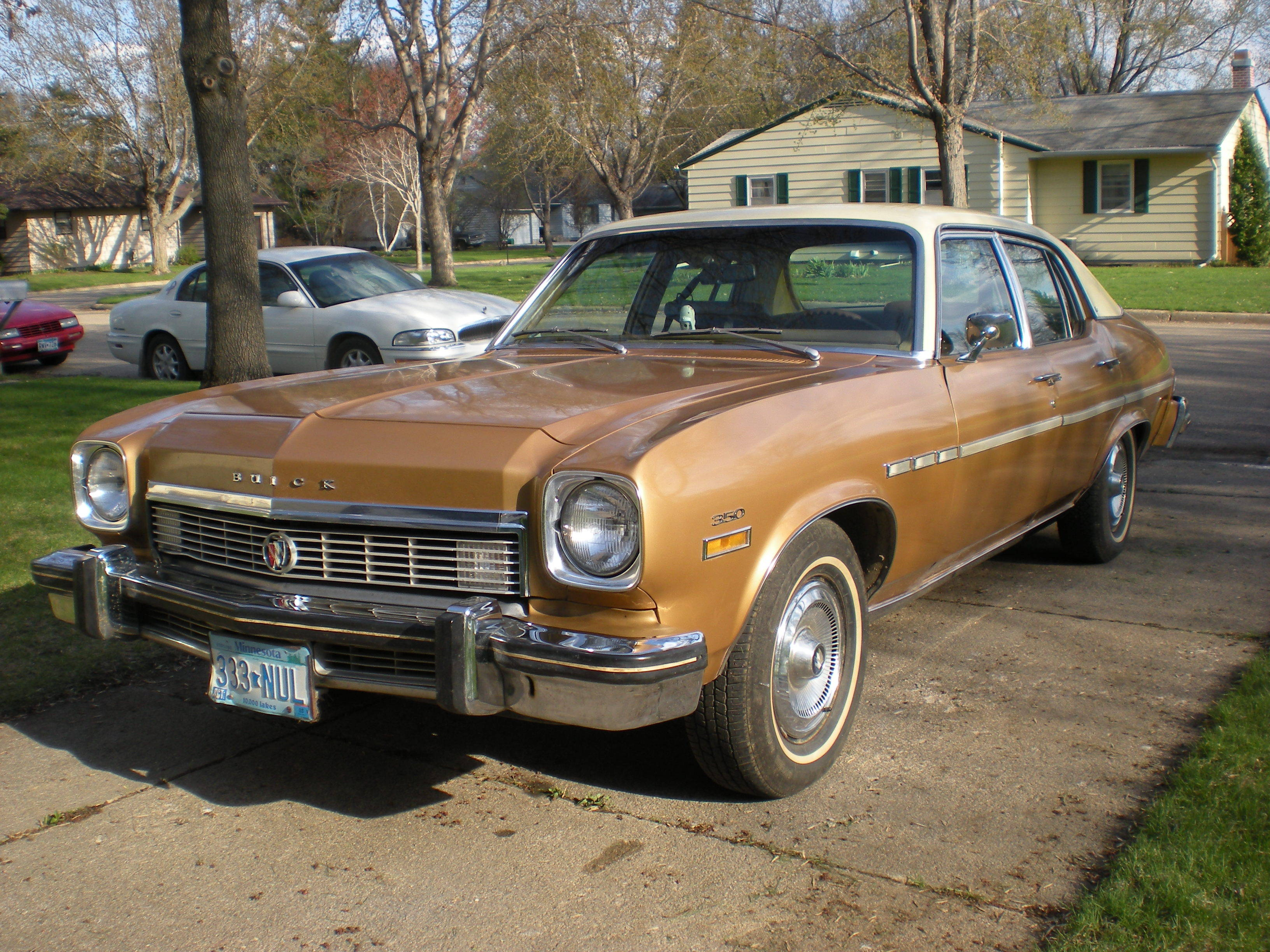 Another Moonripples 1974 Buick Apollo post... - 13603400