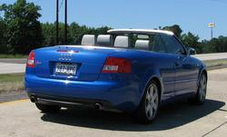 Papachristous 2005 Audi S4