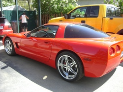 BrowntownVettes 1998 Chevrolet Corvette