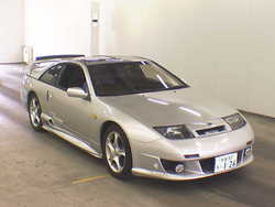 Jay-42s 1993 Nissan 300ZX