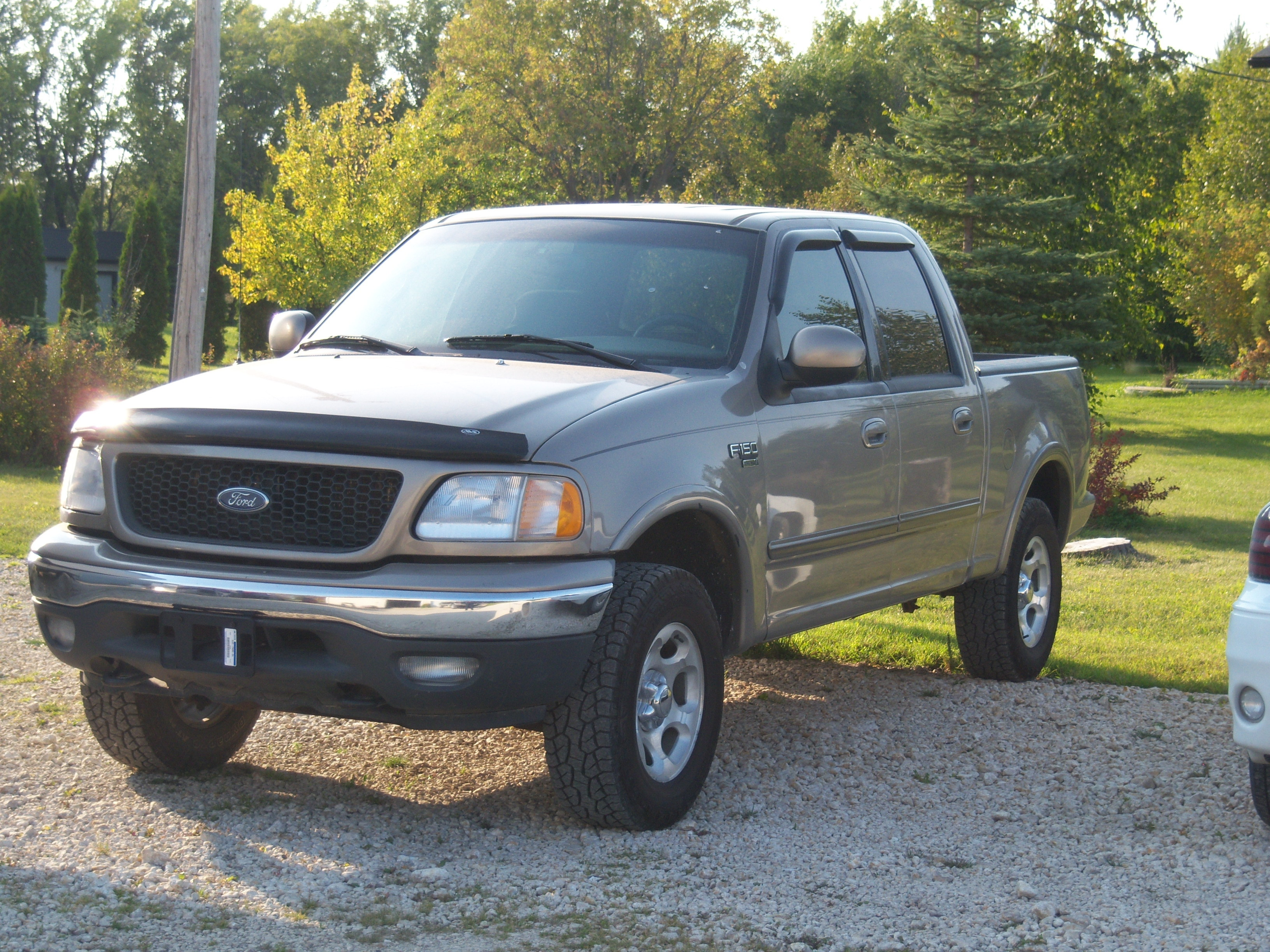 2001 F150 Supercrew >> bagedcav 2001 Ford F150 SuperCrew Cab Specs, Photos