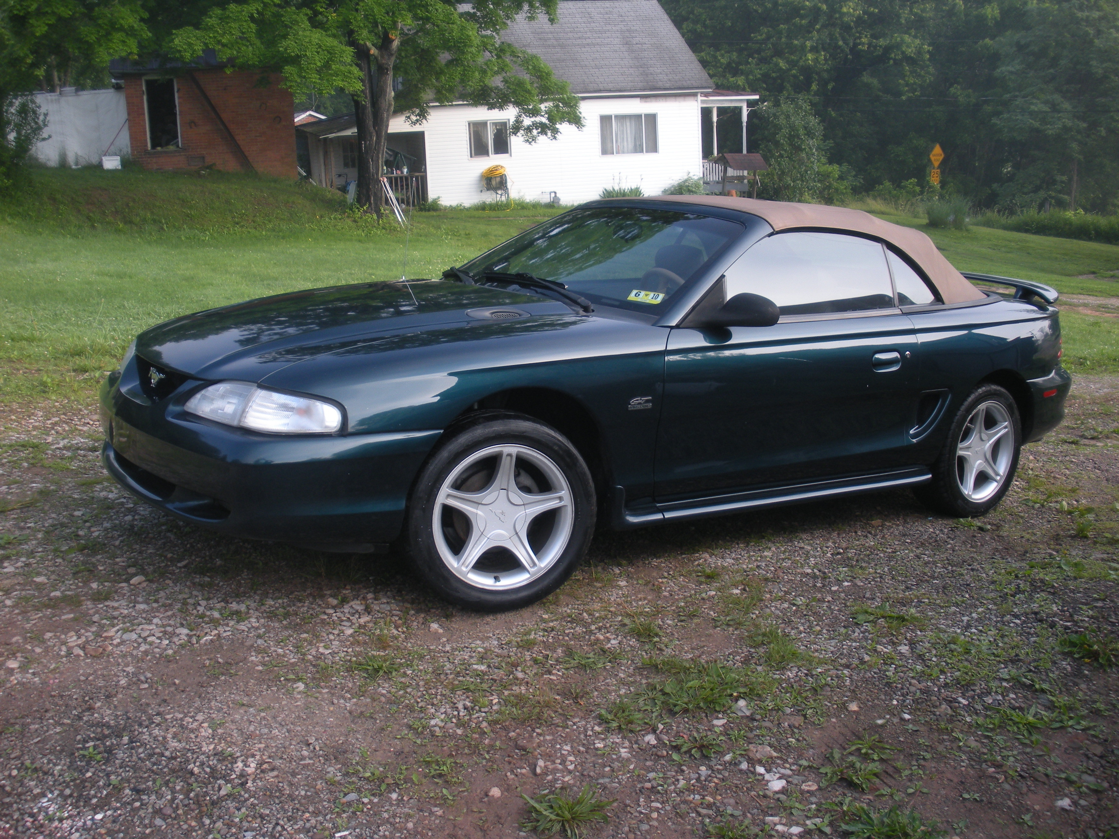Autotooner 1995 Ford Mustang