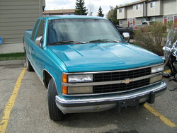 KJ-52s 1993 GMC 1500 Regular Cab