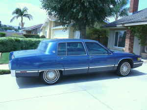 Another RollinDatLac 1991 Cadillac Fleetwood post... - 13174252