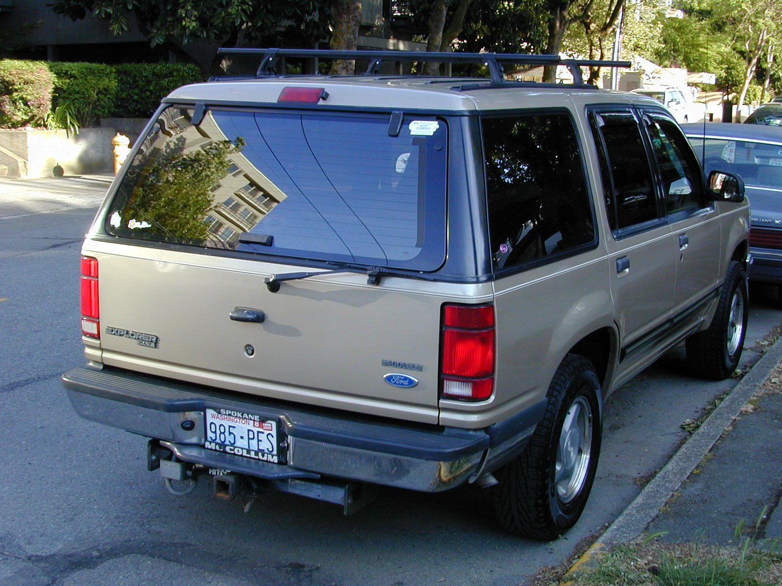 Another 96969 1991 Ford Explorer post... - 13169249