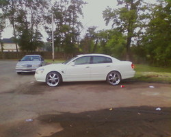 dariuswilson759s 2003 Infiniti Q