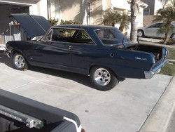 big_gumbos 1963 Chevrolet Chevy II