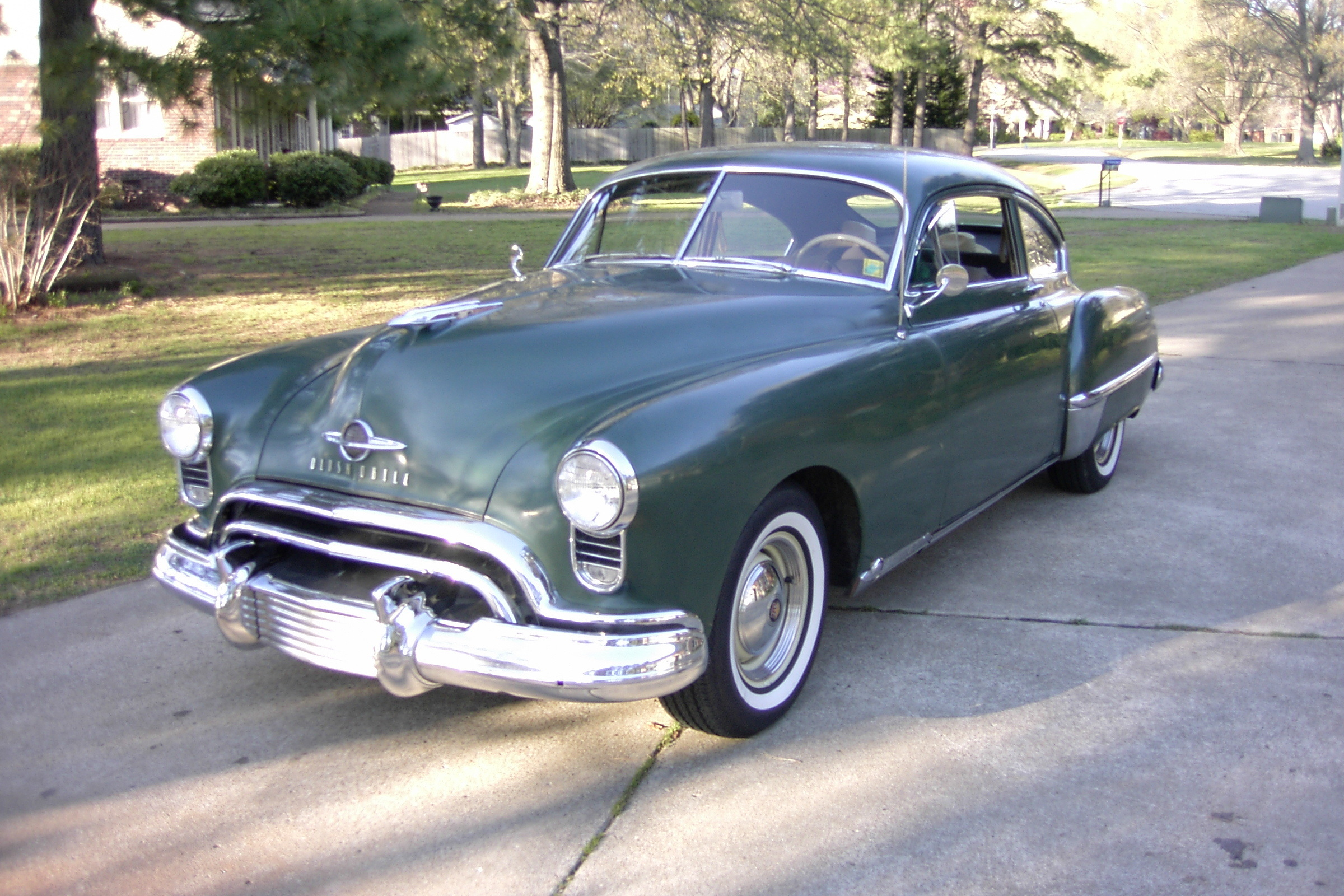 Rlgumm 1949 Oldsmobile 98 Specs Photos Modification Info