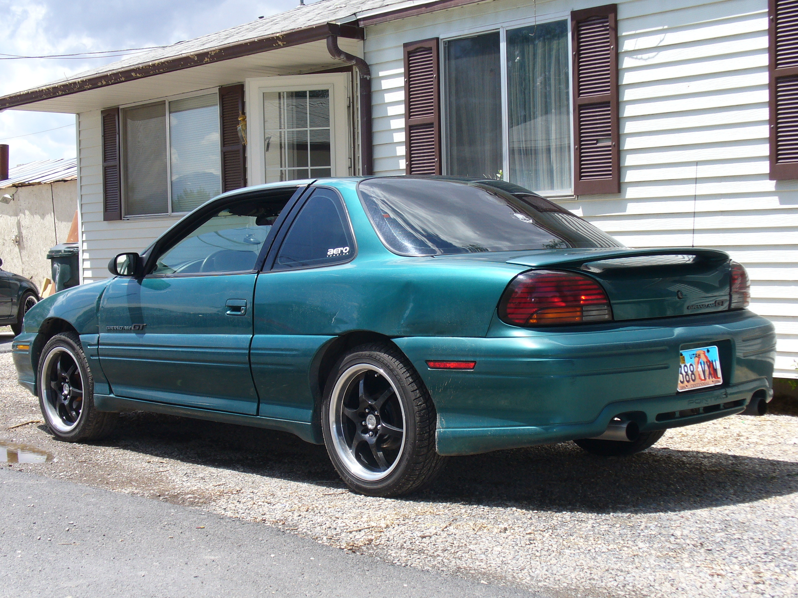 96_grandAm_GT's 1996 Pontiac Grand Am