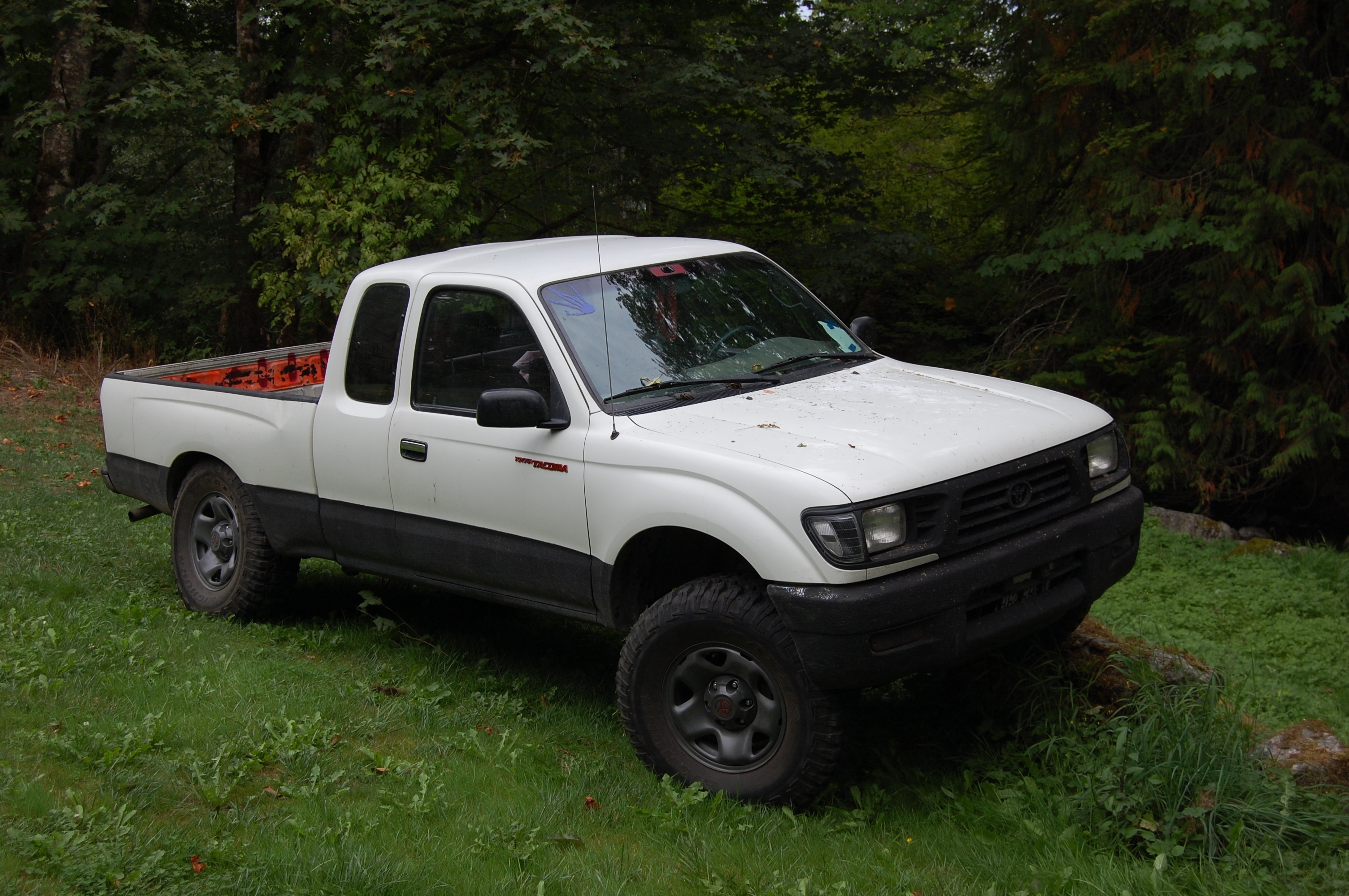 Another hirstc 1995 Toyota Tacoma Xtra Cab post... - 13235185