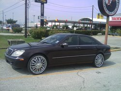 Gila_Wheelss 2000 Mercedes-Benz S-Class