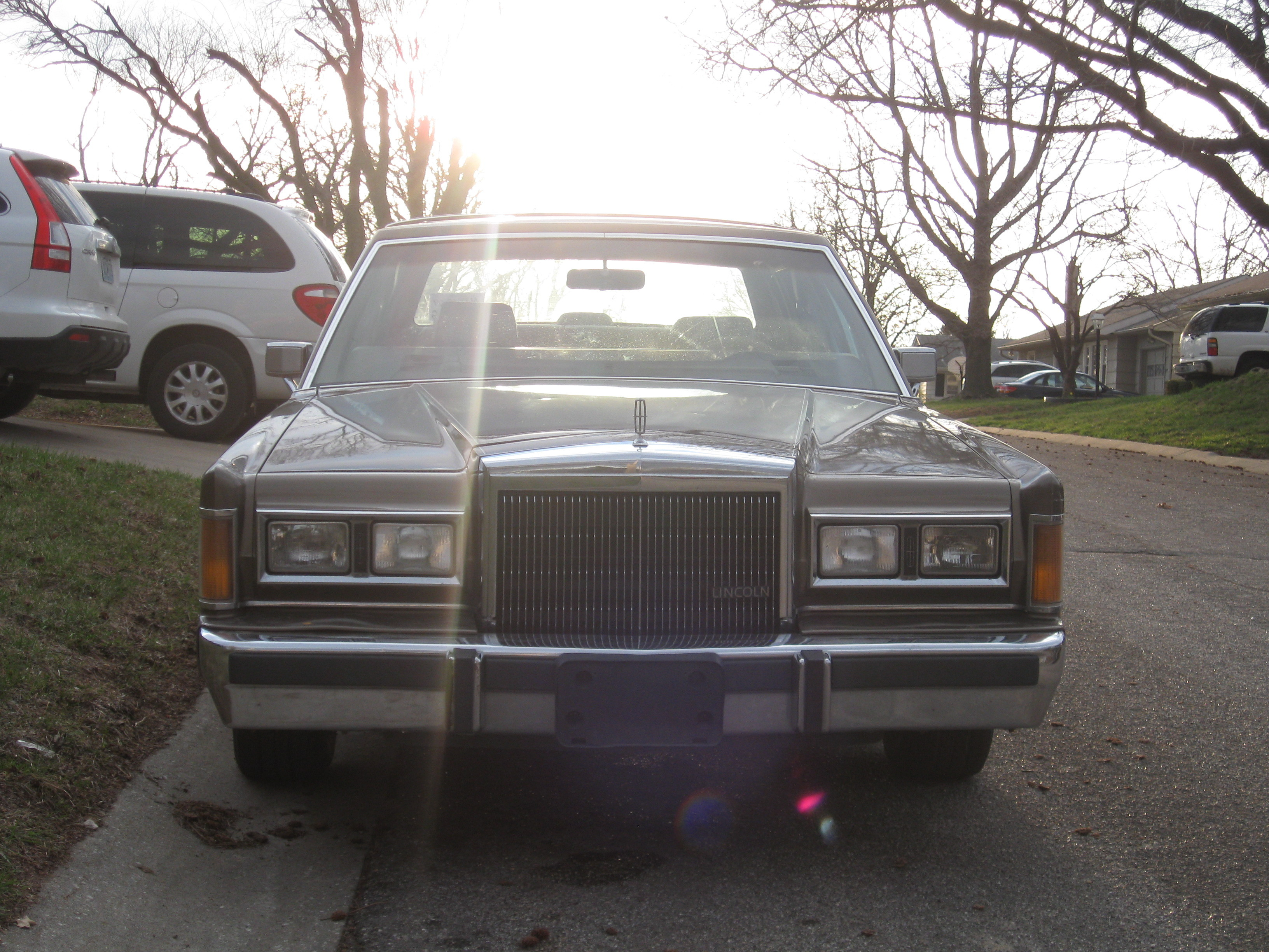 1989 car lincoln photo town Lincoln Town Car Classic Cars For Sale All Collector Cars