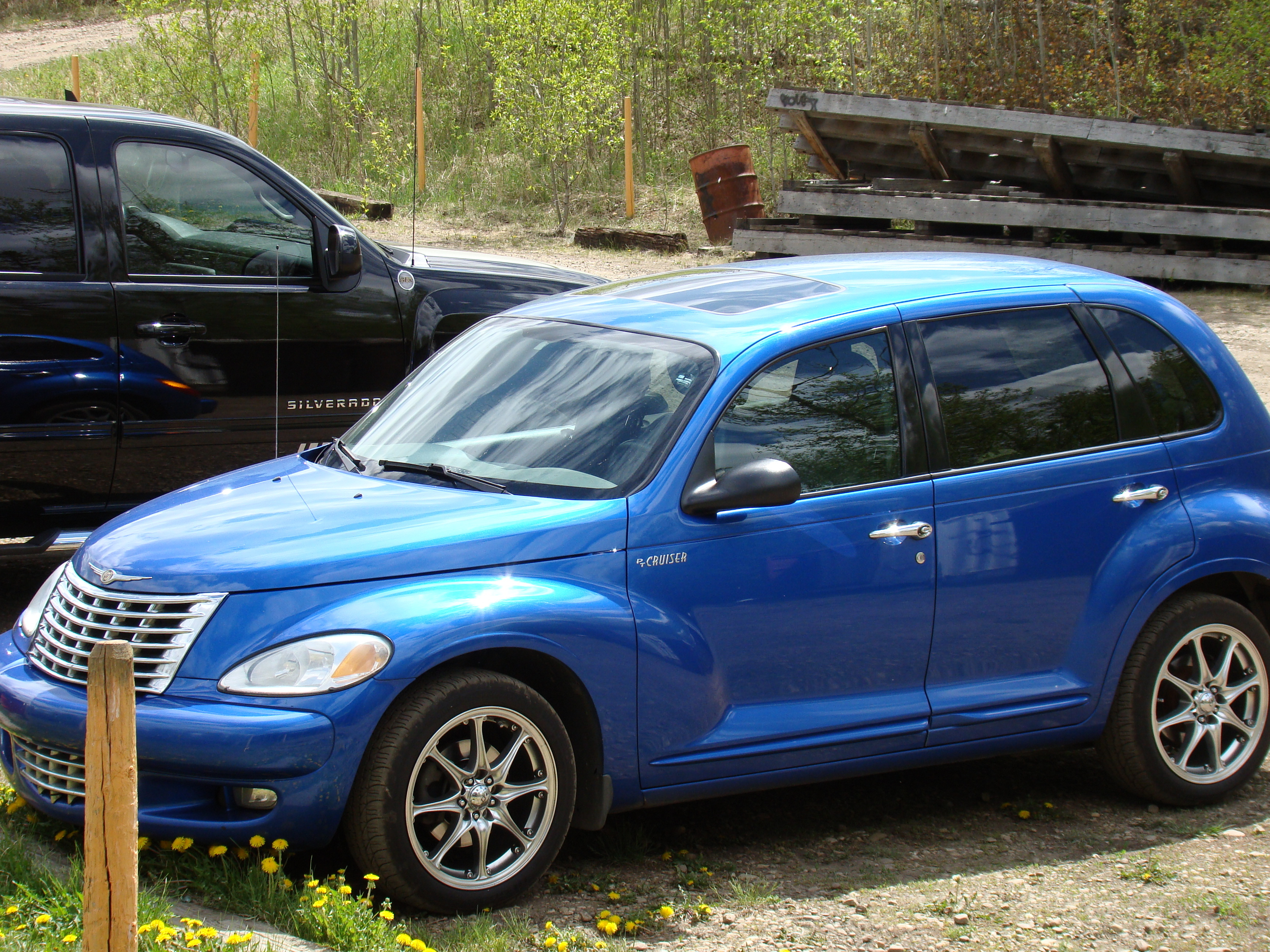 pballer514 2003 chrysler pt cruiser specs photos. Black Bedroom Furniture Sets. Home Design Ideas