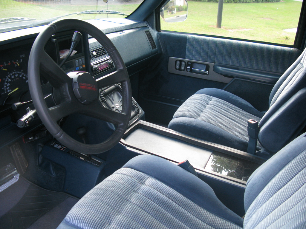 ThePurfeckt1 1994 Chevrolet Silverado 1500 Regular Cab ...
