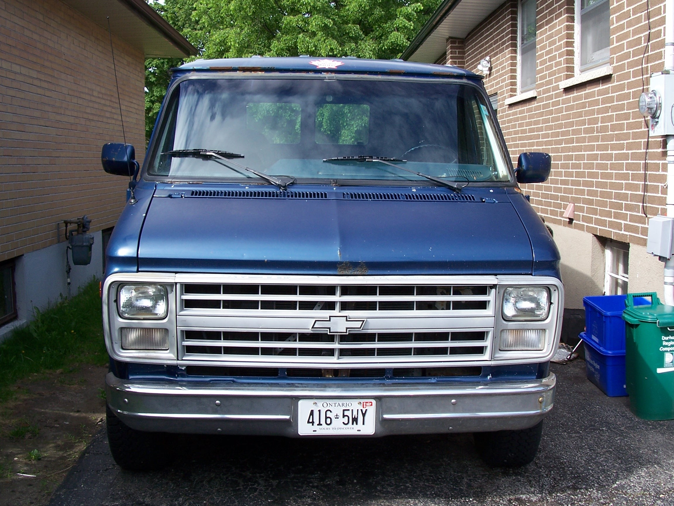 Another 1991bigblue 1991 Chevrolet G-Series 1500 post... - 13169865