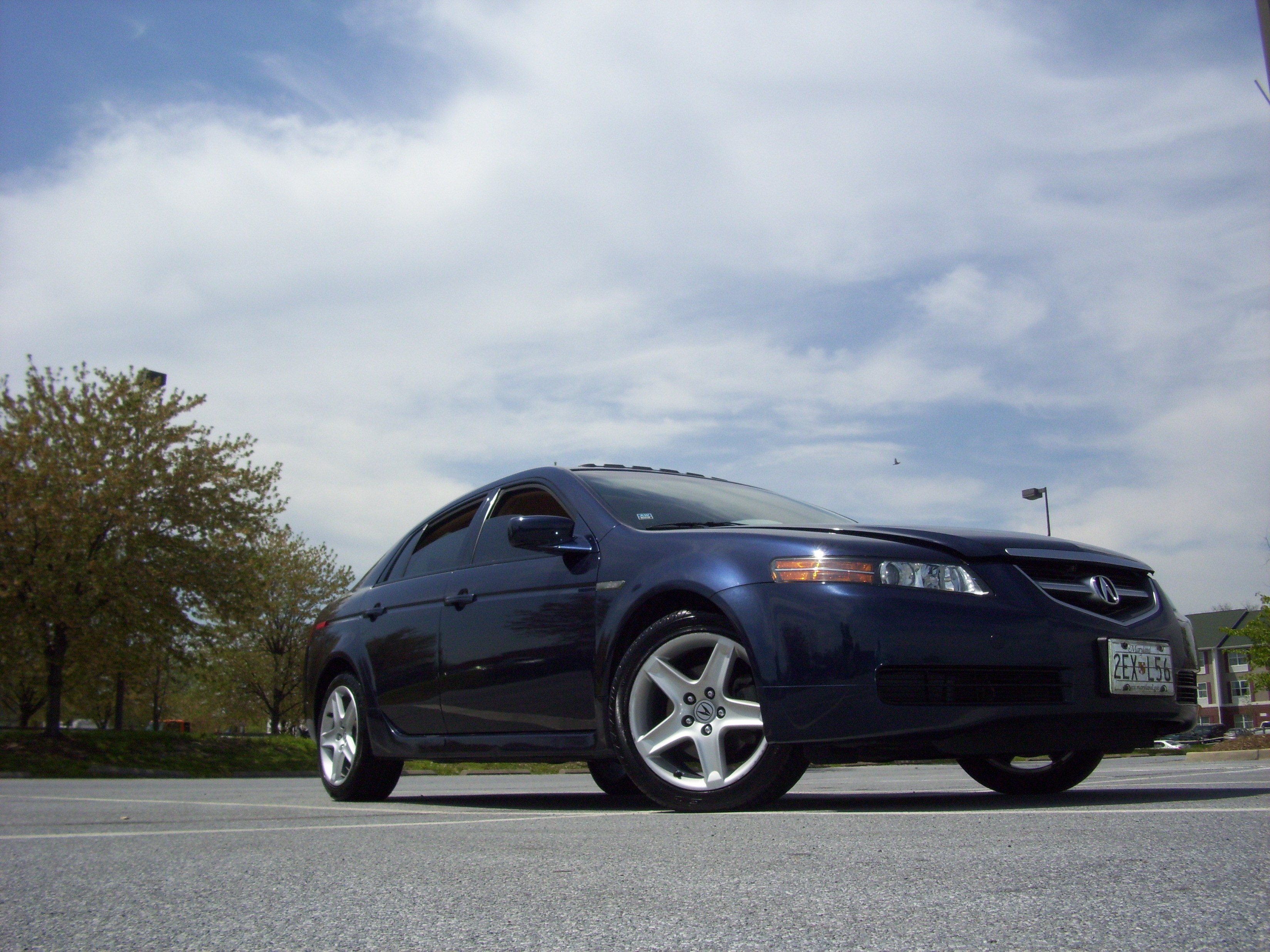 chesnowman 39 s 2005 acura tl in hyattsville md. Black Bedroom Furniture Sets. Home Design Ideas
