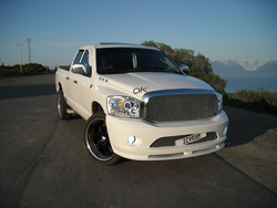 IcyRams 2006 Dodge Ram 1500 Regular Cab