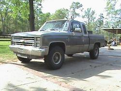 Thrillbillie4s 1985 Chevrolet Silverado 1500 Regular Cab