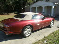 DREADDs 1998 Jaguar XK Series