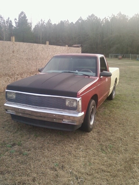 Kustom_Luva 1984 Chevrolet S10 Regular Cab 13174931