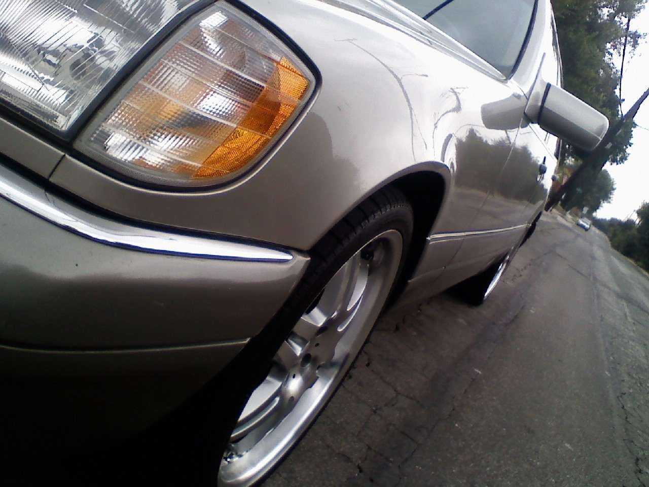 Another benzorider323 1996 Mercedes-Benz S-Class post... - 13193162