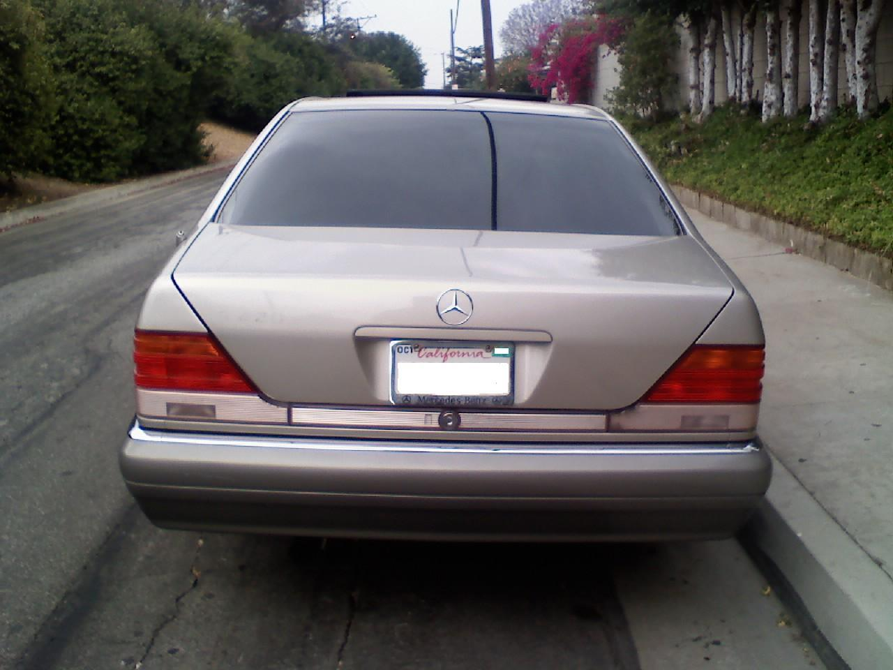 Another benzorider323 1996 Mercedes-Benz S-Class post... - 13193164