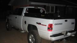 jrocksnittos33s 2001 Dodge Ram 1500 Regular Cab