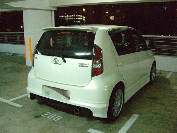 Another ad7626 2008 Daihatsu Sirion post... - 13174654