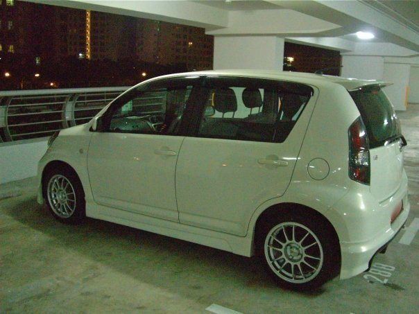 Another ad7626 2008 Daihatsu Sirion post... - 13174655
