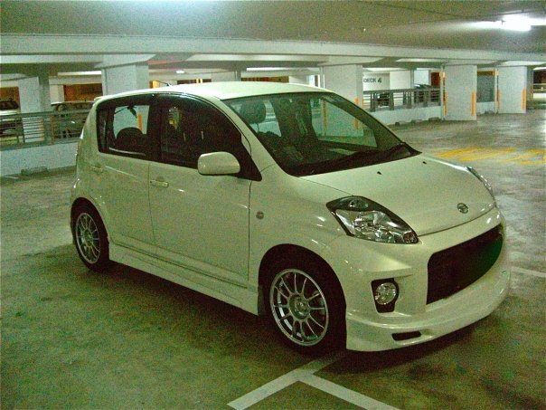 Another ad7626 2008 Daihatsu Sirion post... - 13174656