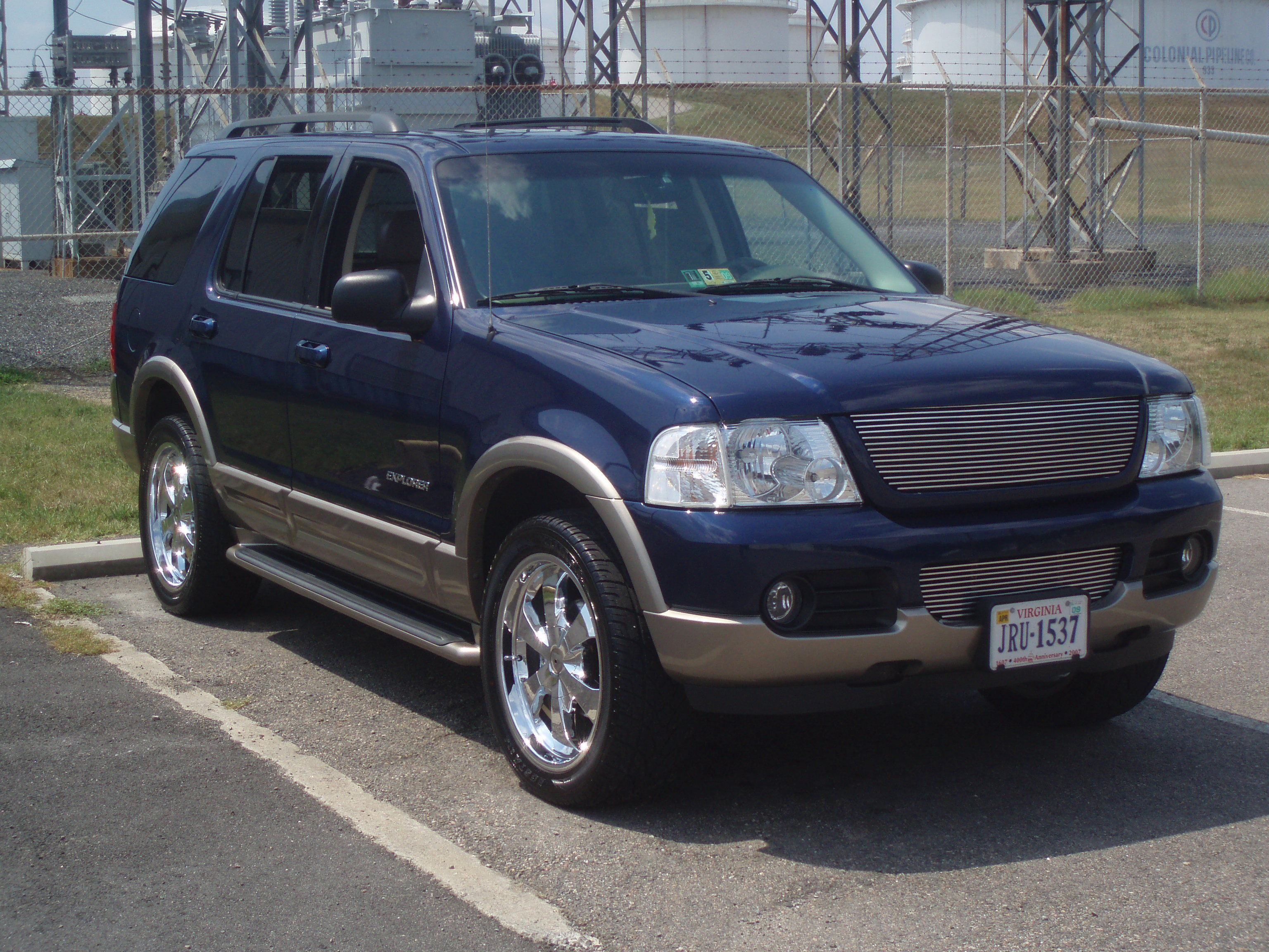 Stinzman91 2004 ford explorer