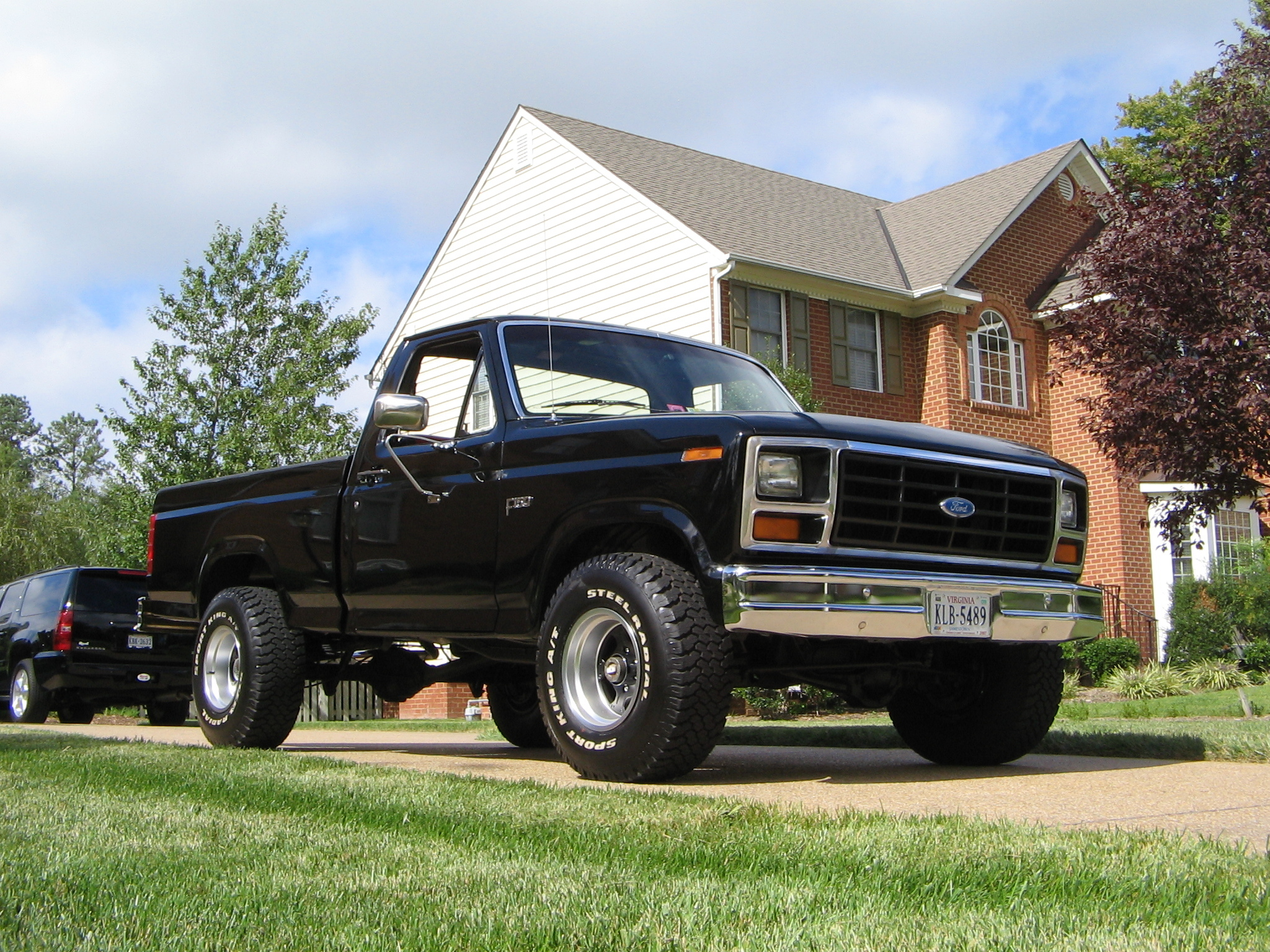 03cherokee 1984 ford f150 regular cab