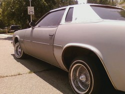 dthomas77s 1977 Oldsmobile Cutlass Salon