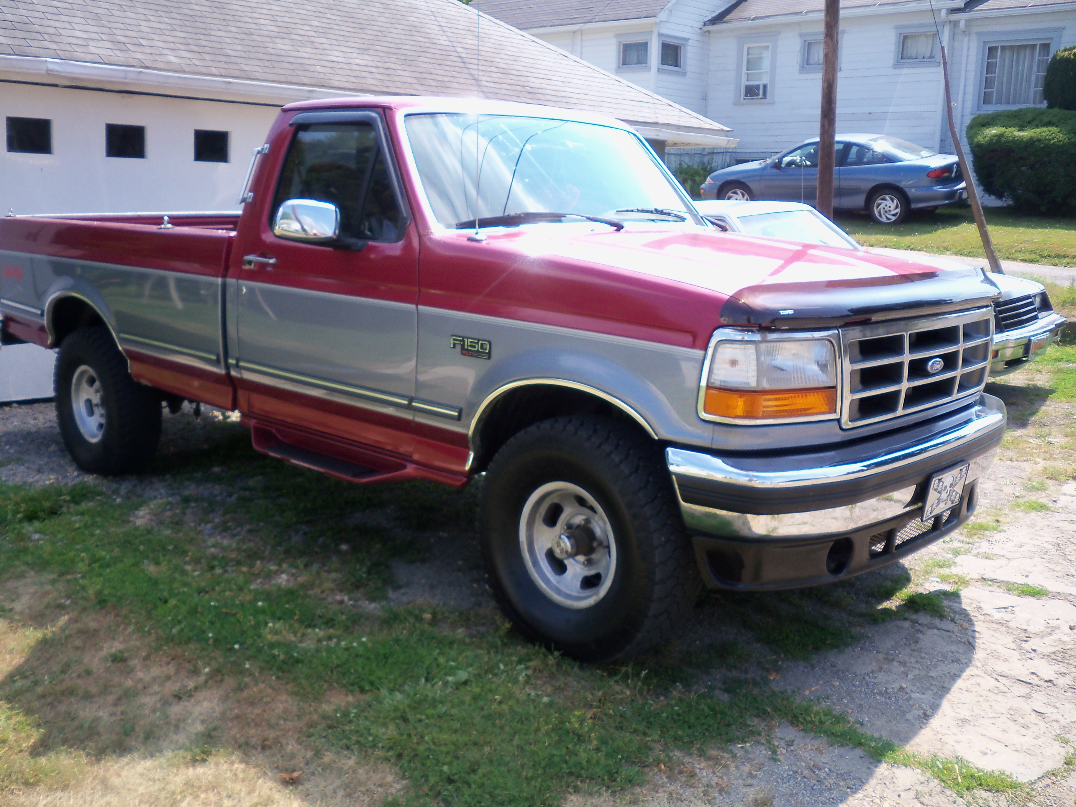 1995 F150 Roll Bar Roll Bar Question For Those Who Kept