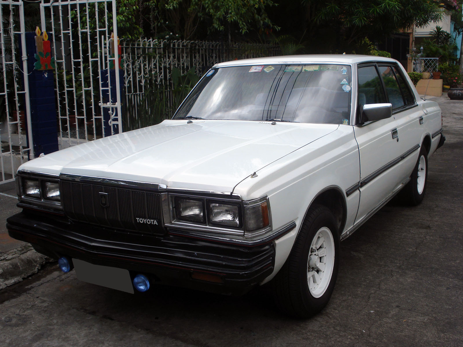 Another marvzd2 1981 Toyota Crown post... - 13178441