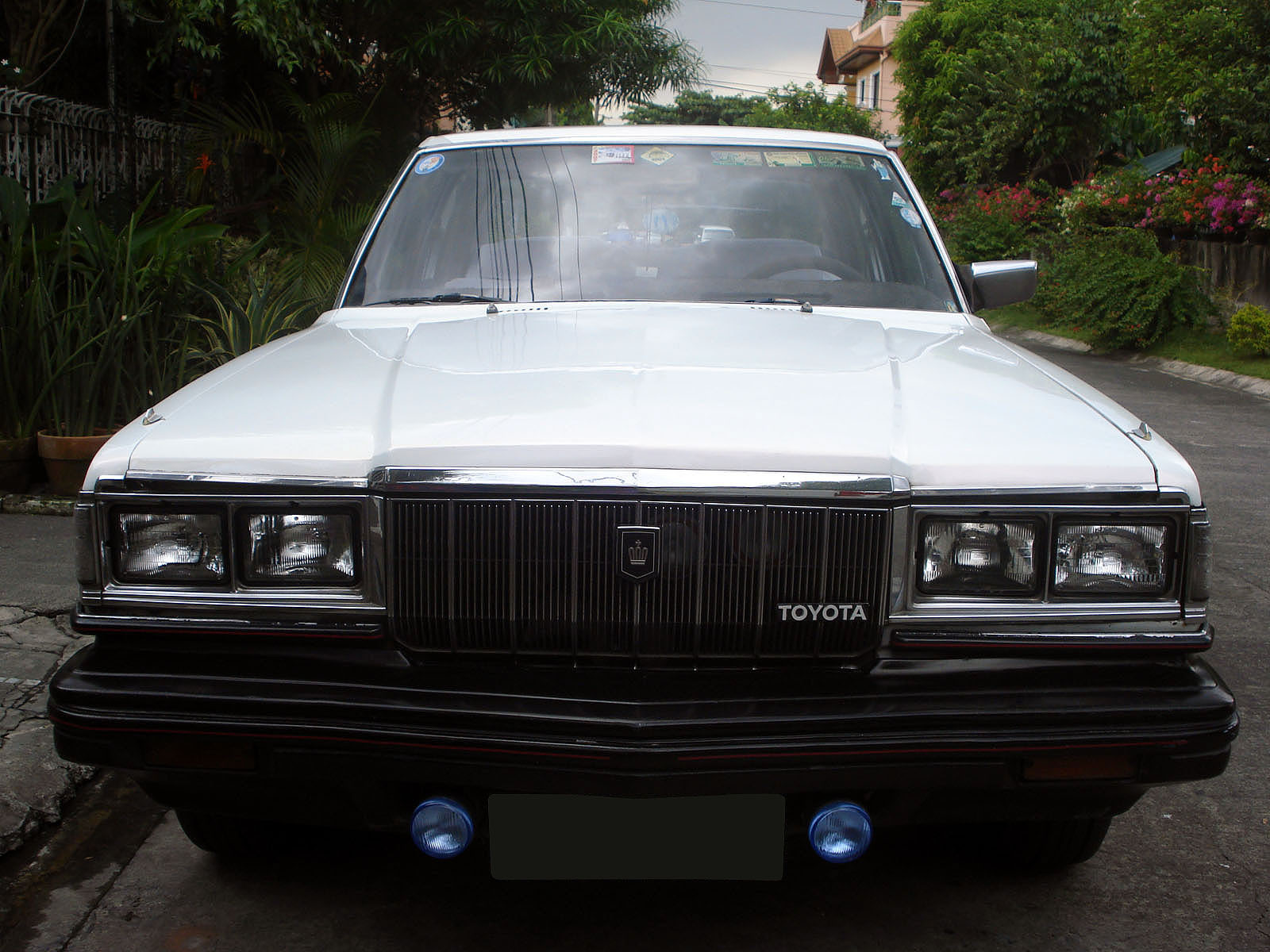 Another marvzd2 1981 Toyota Crown post... - 13178442