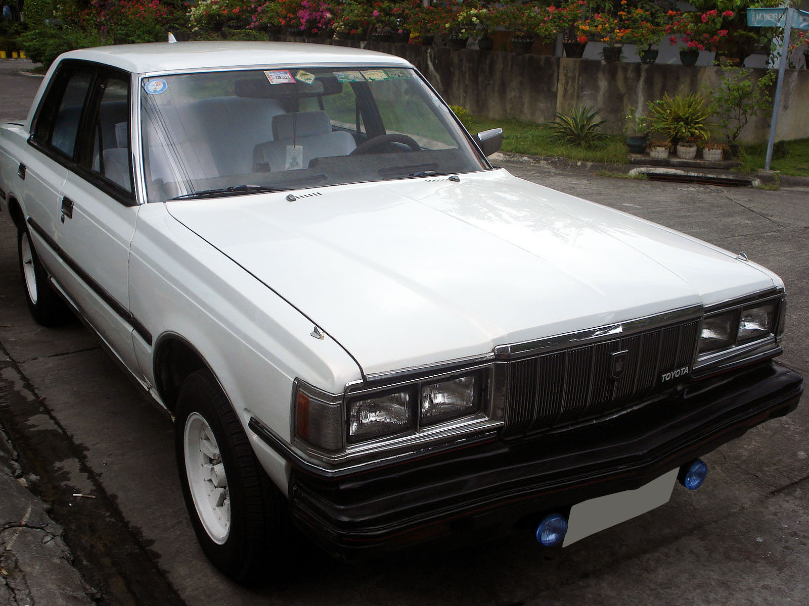 Another marvzd2 1981 Toyota Crown post... - 13178443
