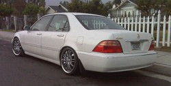 Bighappyrecordss 2001 Acura RL