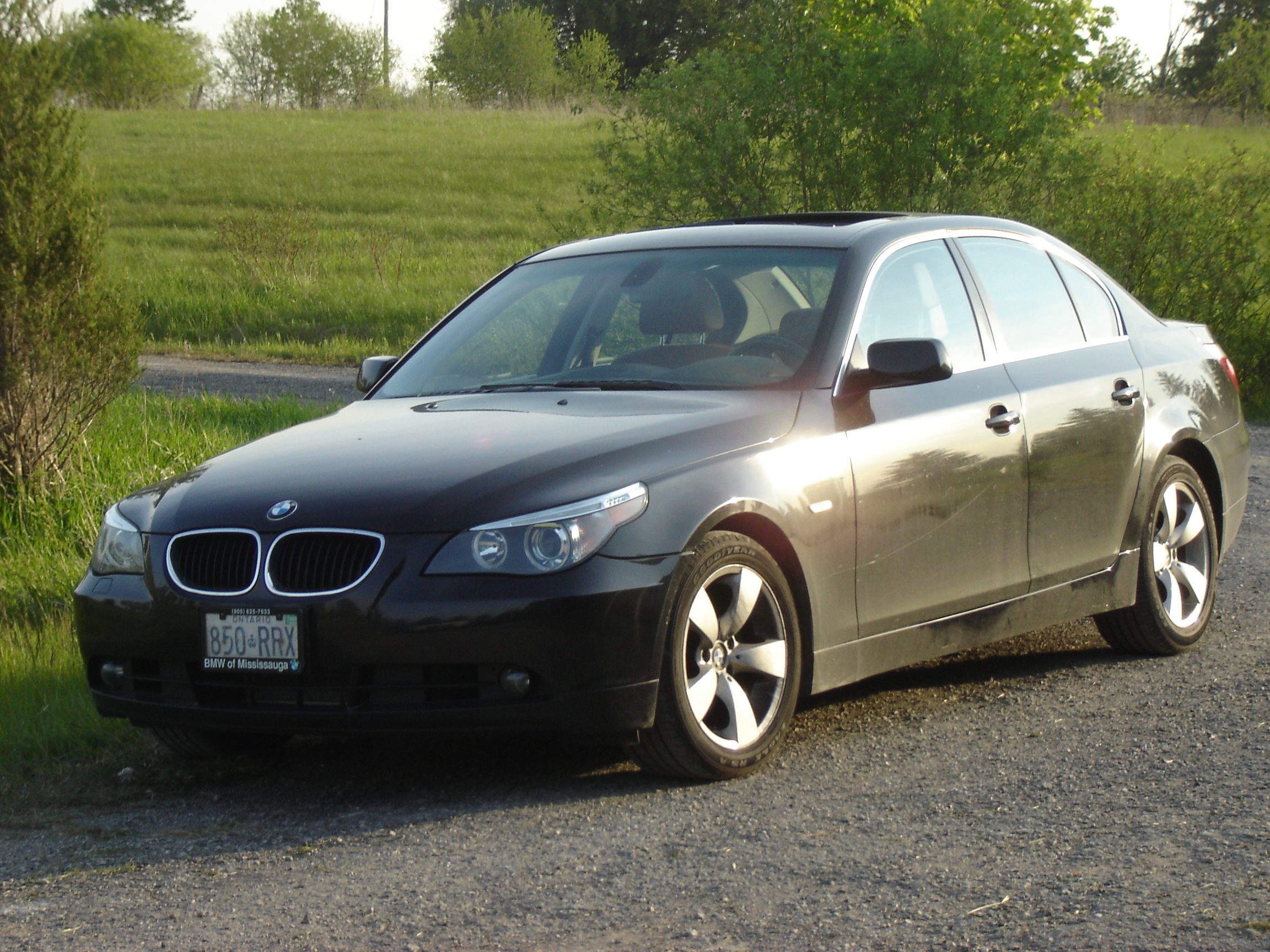 simchahal 2006 bmw 5 series specs, photos, modification info at