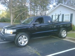 0landon 2005 Dodge Dakota Regular Cab & Chassis