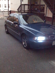 EricBeems 2002 BMW 5 Series