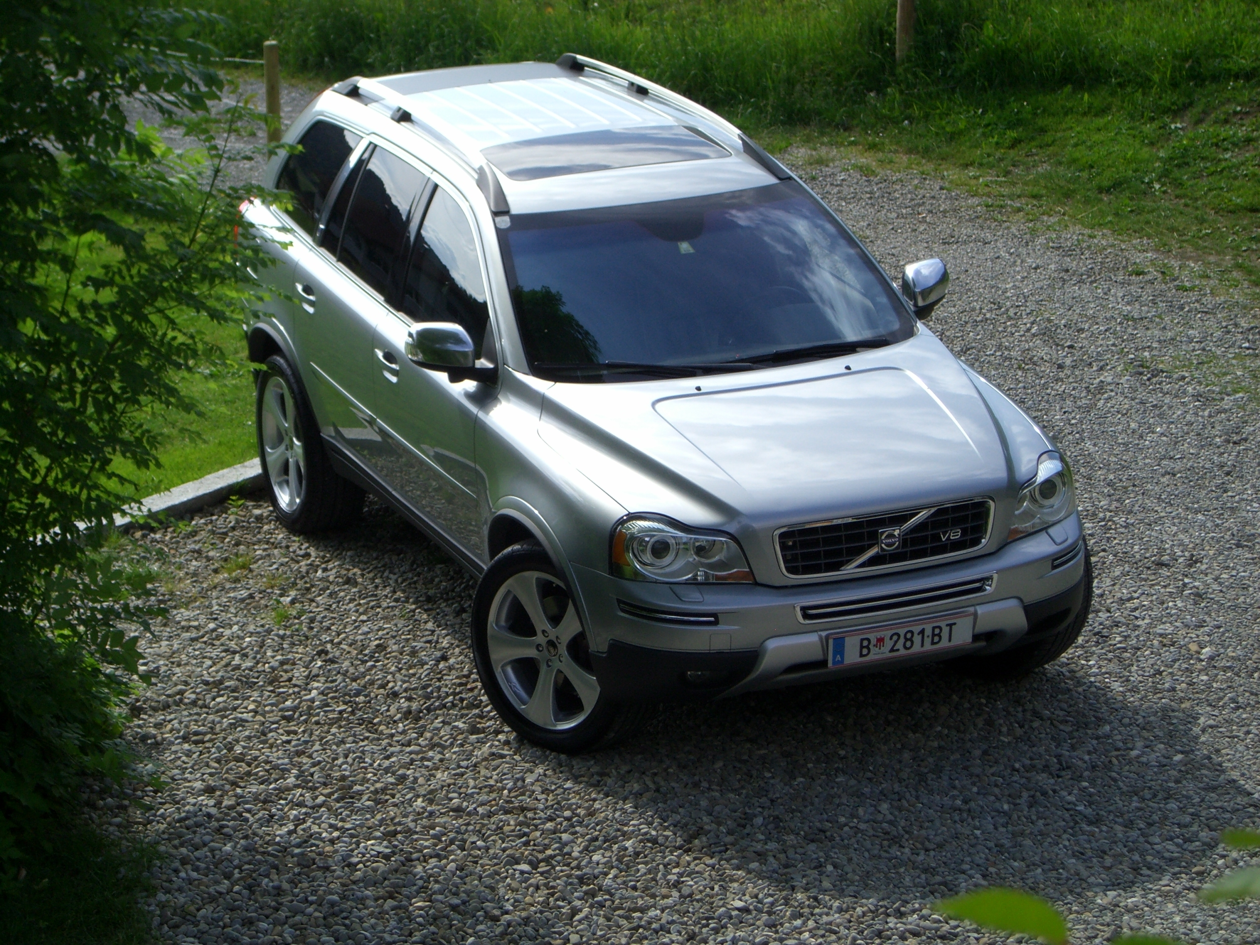 Doc780 2008 Volvo XC90 Specs, Photos, Modification Info at CarDomain